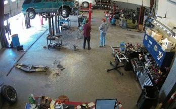 General Car Repair Process