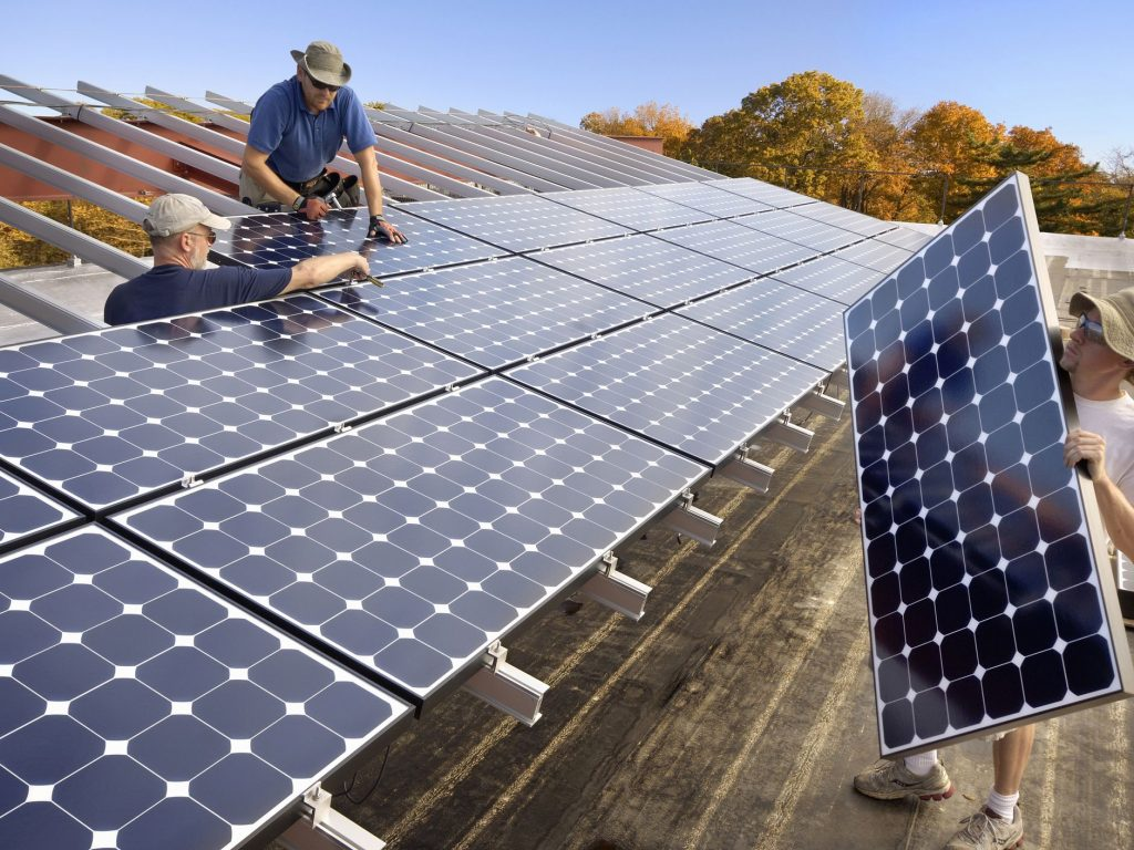 Why are solar energy systems becoming so popular?